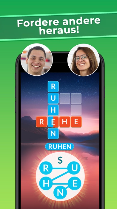 Herunterladen Word Life – Kreuzworträtsel für Android