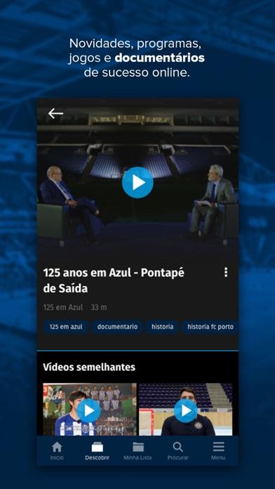 Screenshot #3 pour FC Porto TV