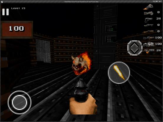 UNDOOMED - 3D FPS screenshot #4