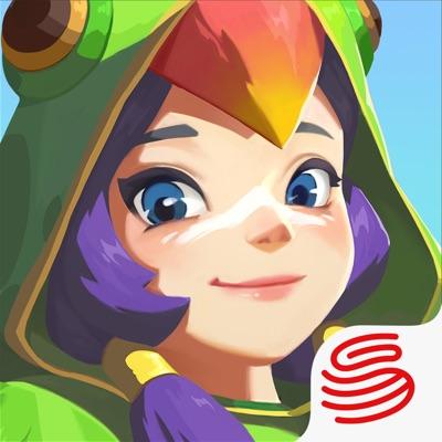 Dawn Of Isles en top de juegos de mundo abierto para Android y iOS