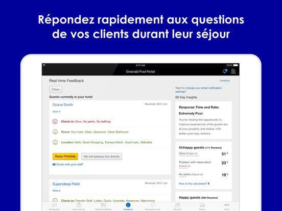 Screenshot #6 pour Expedia Group Partner Central