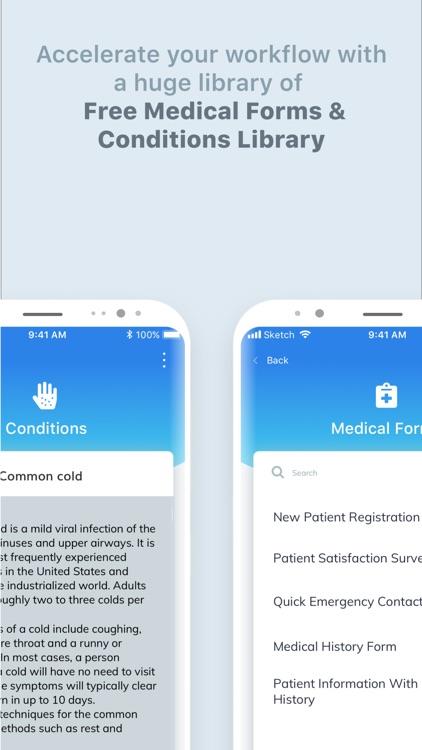 Medinin - For Doctors, Clinics screenshot-5