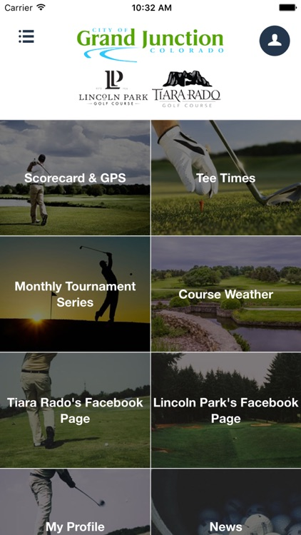 City of Grand Junction Golf