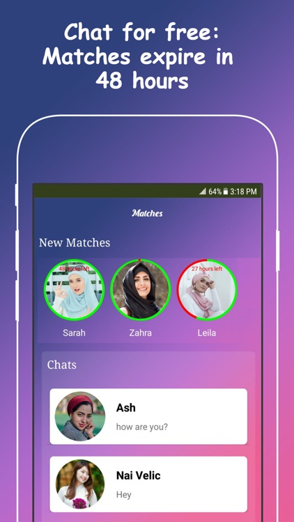 Muzproposal-Muslim Matchmaking screenshot-3