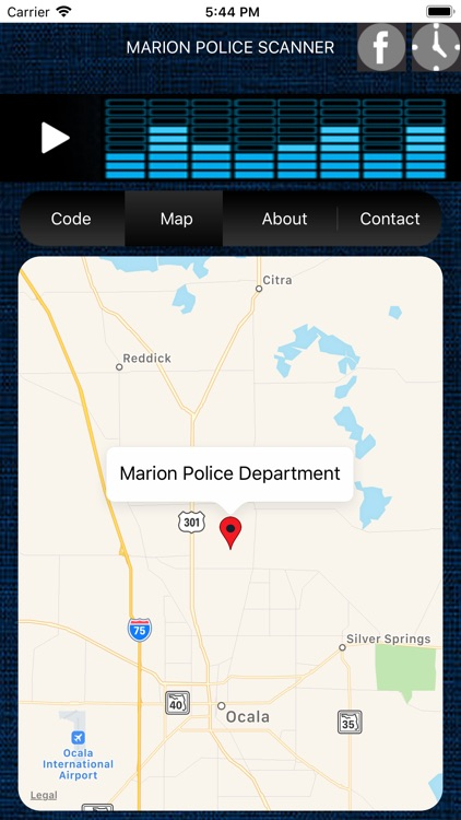 Marion County Police Scanner