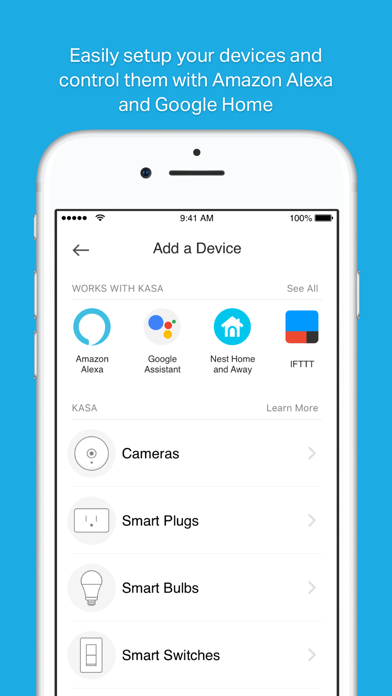 Kasa Smart by TP-LINK Research America (iOS, United Kingdom