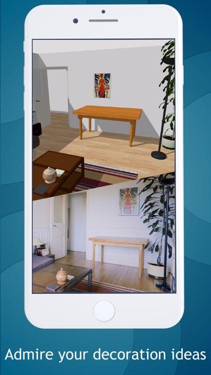 Keyplan 3D Lite - Home design screenshot-3