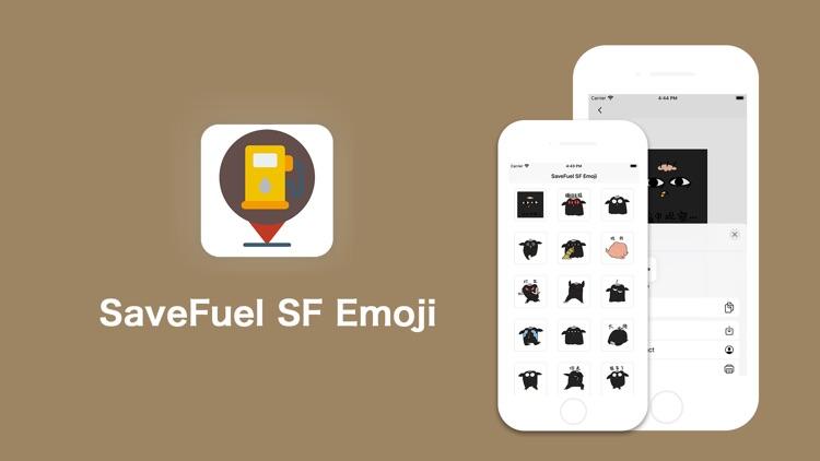 SaveFuel SF Emoji