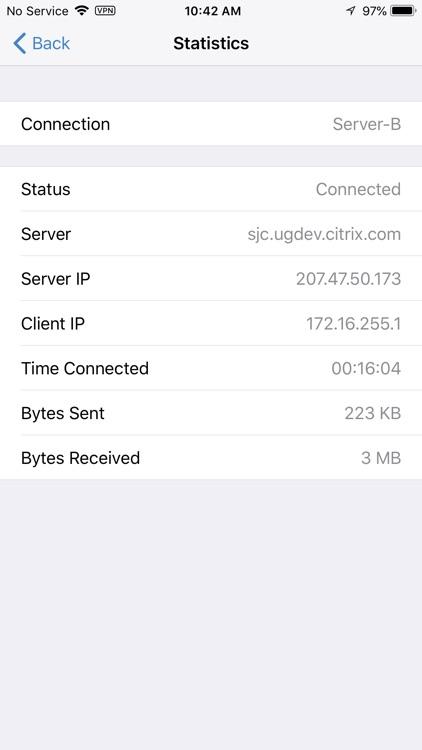 Citrix SSO screenshot-3
