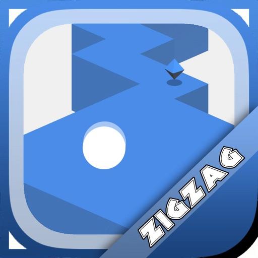 ZigZag Runner Ball