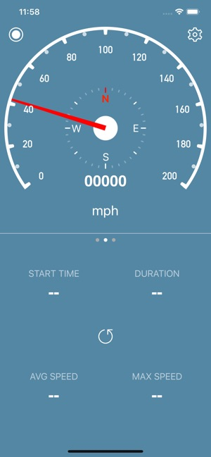 Speedometer Simple on the App Store