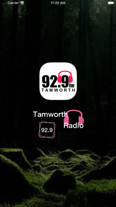 Tamworth Radio 92.9 FM screenshot 1