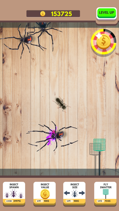 Ant Smasher Idle screenshot 2