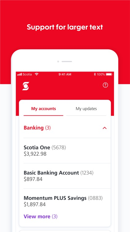 Scotiabank screenshot-8