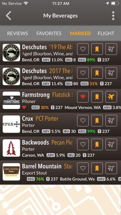 DigitalPour - Pocket Beer Menu screenshot-3