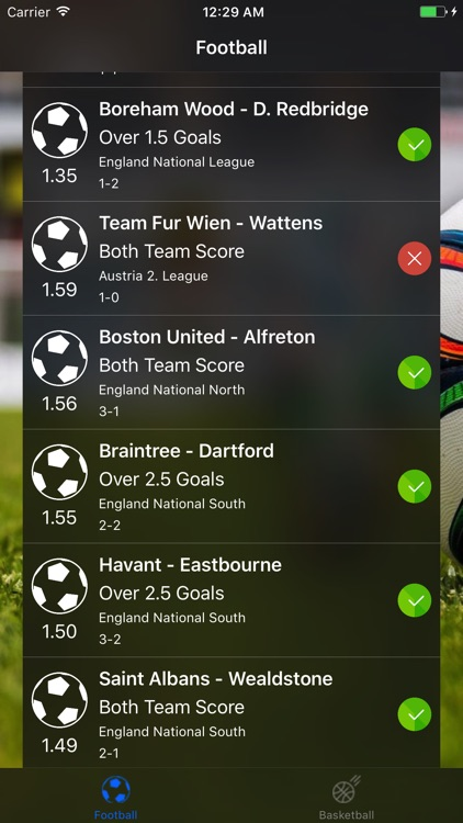 VIP Betting Tips Football Tips screenshot-3