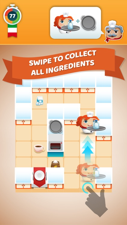 Secret Recipe - Tasty Kitchen screenshot-3