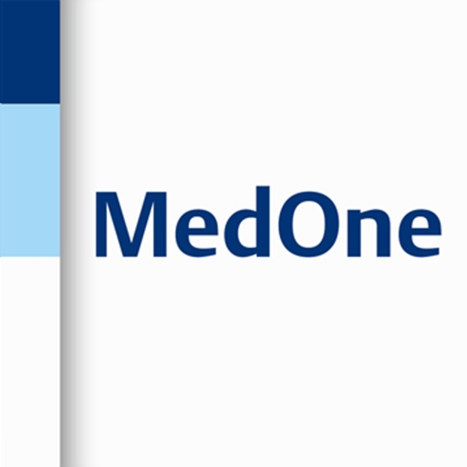MedOne free software for iPhone and iPad