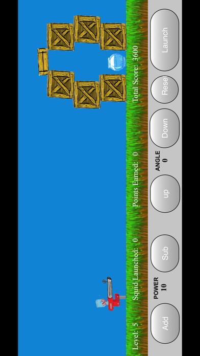 Squid Launcher screenshot 18