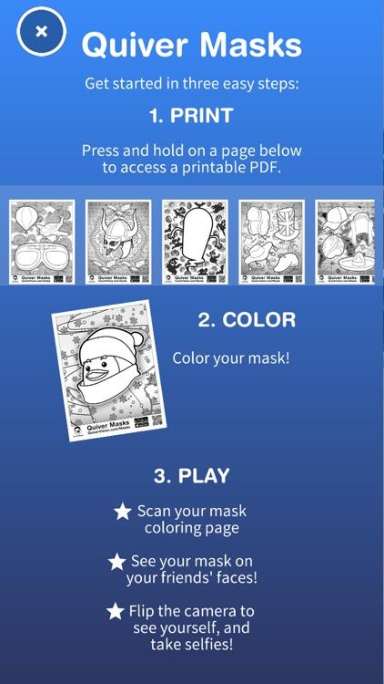 Quiver Masks screenshot-3