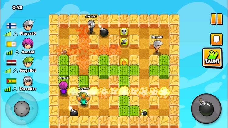 Bomber Friends! screenshot-3