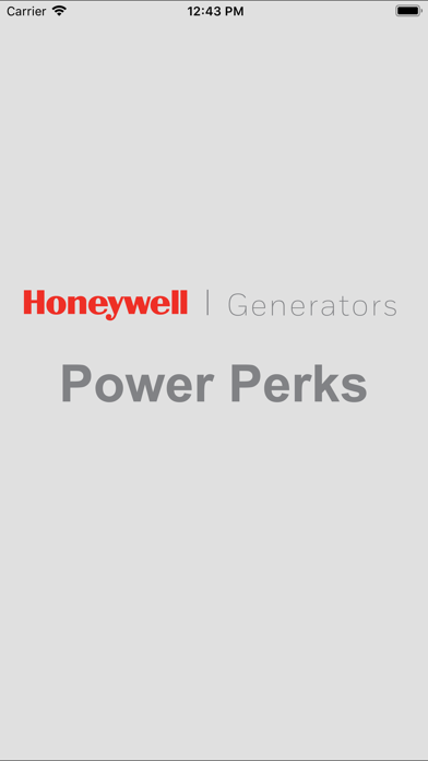 点击获取Honeywell Power Perks