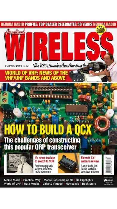 Practical Wireless screenshot one
