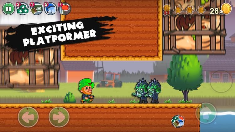 Lep's World Z - Zombie Games screenshot-4