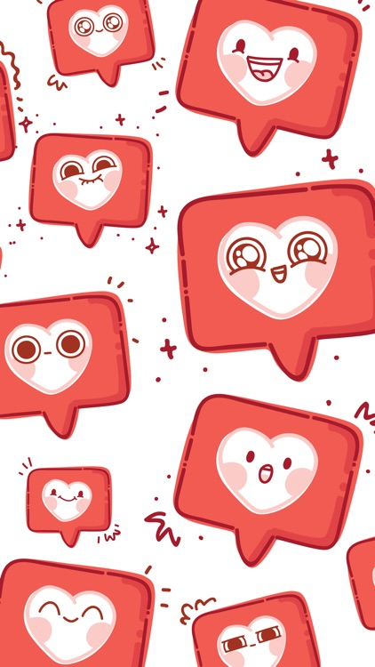 Like it! Animated stickers