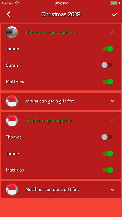 Secret Santas Helper screenshot-4