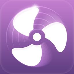 Ícone do app Sleep Better Fan ~ White Noise