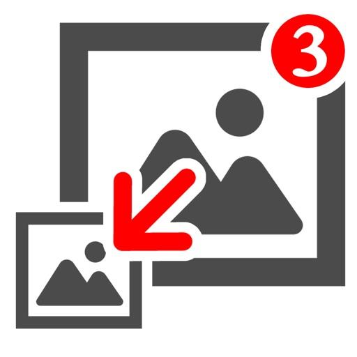 複数の写真/画像をまとめてリサイズ-一括変換アプリ