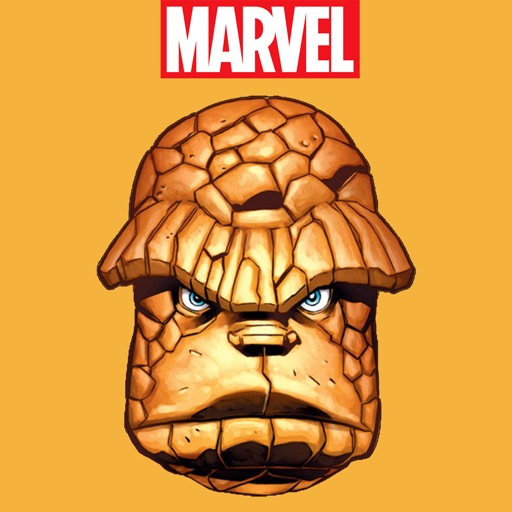 Fantastic Four Stickers