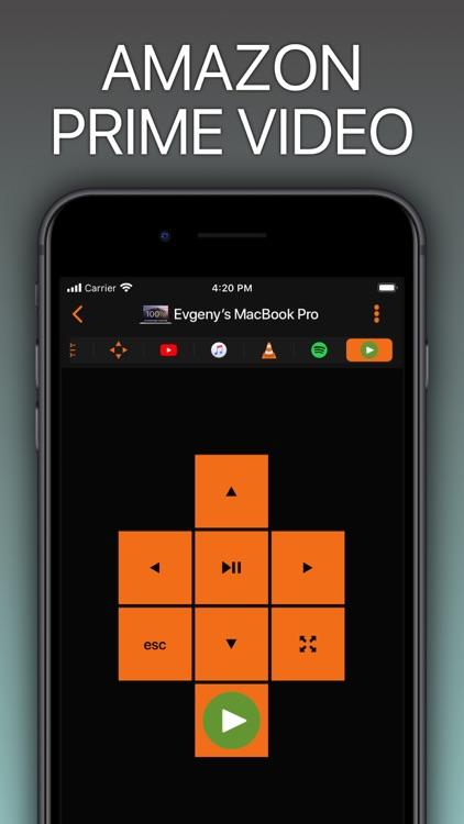 Remote Control for Mac / PC screenshot-9
