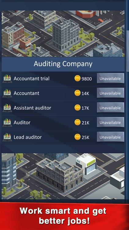 Hit The Bank: Life Simulator screenshot-4