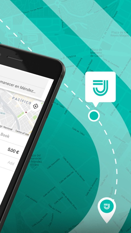 Joinup: Taxi, parking, KMs screenshot-3