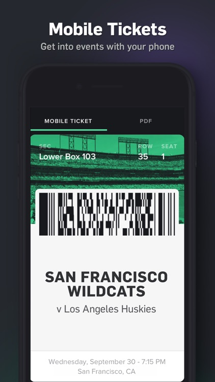 Gametime - Last Minute Tickets screenshot-3