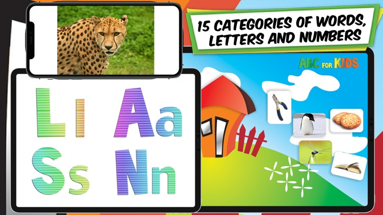 ABC for Kids Learn English
