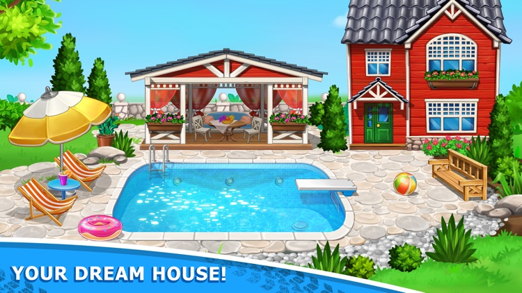 Tractor Games a House Building screenshot-4