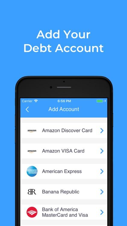 Qoins: Pay Off Debt Faster screenshot-3