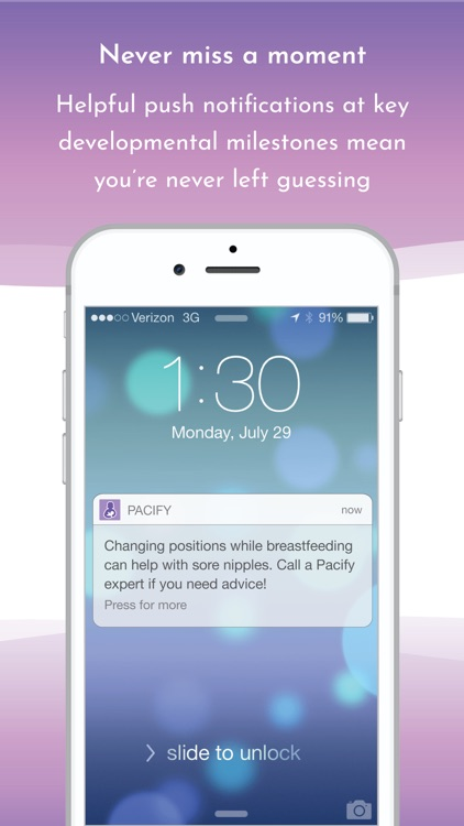 Pacify: Helping New Parents screenshot-3