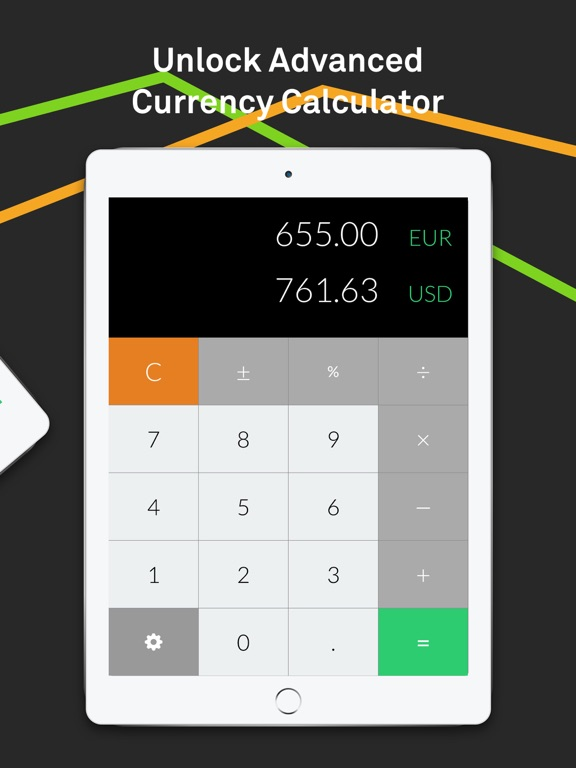Currency Foreign Exchange Rate screenshot