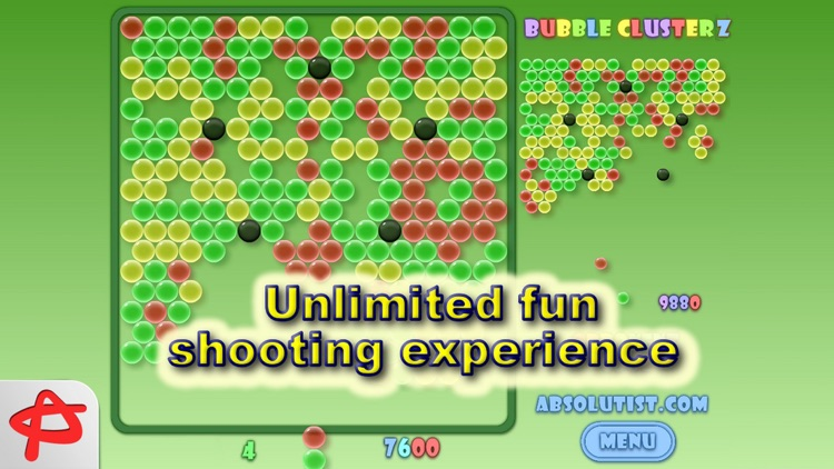 Bubble Clusterz Puzzle screenshot-3