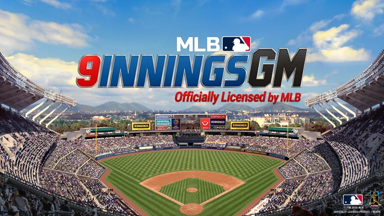 MLB 9 Innings GM screenshot-0