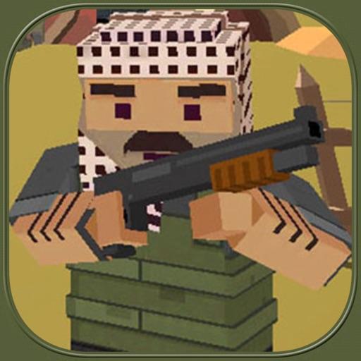 Block gun strike