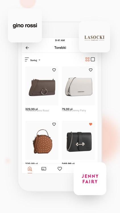 CCC shoes & bags - online shop screenshot-5