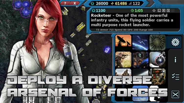 Machines at War 3 RTS screenshot-3