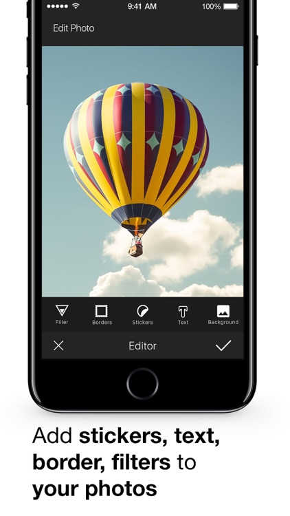 Picy: Easy Photo Editor Studio screenshot-5