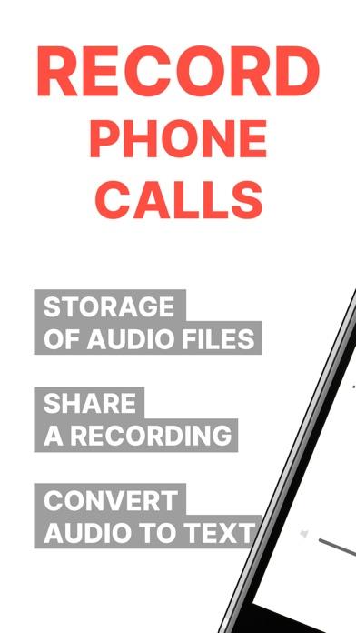 RecMe: Call Recorder screenshot one