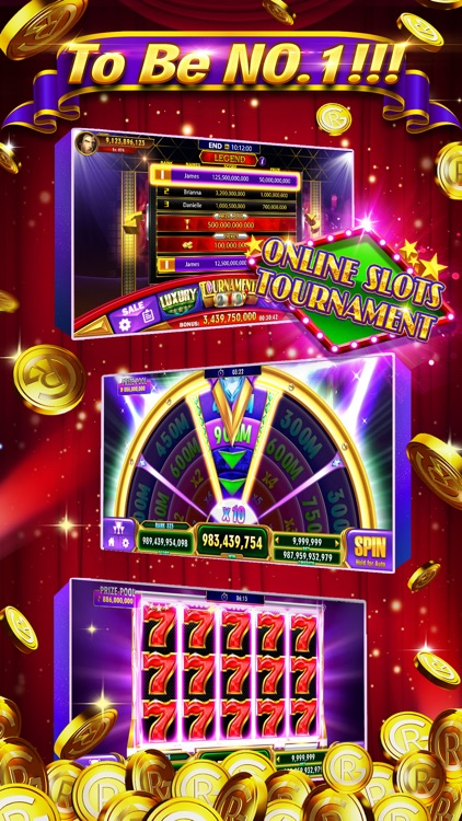 Raining Gold Slots screenshot-0